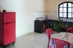 Holiday villa for rent in Colva — Villa Vicente | 2061  Villa Vicente (#2061)  South Goa, Colva - Kitchen, living, dining room