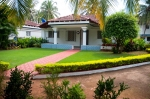Holiday villa for rent in Cavelossim — Villa Green Calantha with swimming pool | 2133  Green Calantha (#2133)  South Goa, Cavelossim - Outside view
