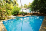 2148 — Holiday villa rentals in Anjuna North Goa