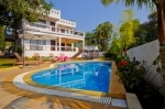 Holiday villa rentals in Anjuna North Goa