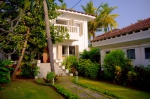 Holiday in villa Viola Riviera with swimming pool in Cavelossim beach South Goa  Viola Riviera (#2037)  Goa, South, Cavelossim - Villa