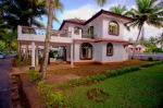2081 — Holiday villa rentals in Betalbatim South Goa