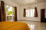 Holiday in Ricardo Villa with swimming pool in Anjuna North Goa  Ricardo Villa (#2222)  Goa, North, Anjuna - Bedroom 1 (ensuite)
