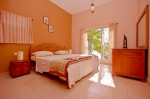 Beach Villa Grand Boutique with swimming pool in Cavelossim Beach South Goa  Grand Boutique (#2107)  Goa, South, Cavelossim - Bedroom 3 (ensuite)