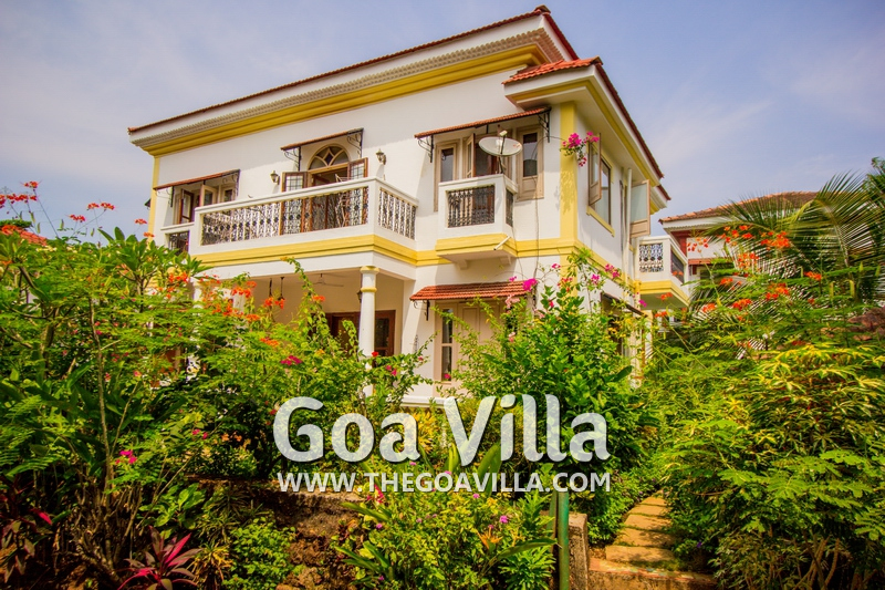 Johanna Garden Goa Villa Garden Ftempo