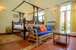 Holiday villa for rent in Cavelossim — Villa Mascot with swimming pool | 2087  Mascot (#2087)  South Goa, Cavelossim - Bedroom