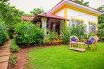 Holiday villa for rent in Cavelossim — Villa Mascot with swimming pool | 2087  Mascot (#2087)  South Goa, Cavelossim - Villa