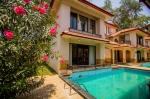 2236 — Holiday villa rentals in Calangute North Goa
