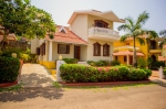2250 — Holiday villa rentals in Sinquerim North Goa