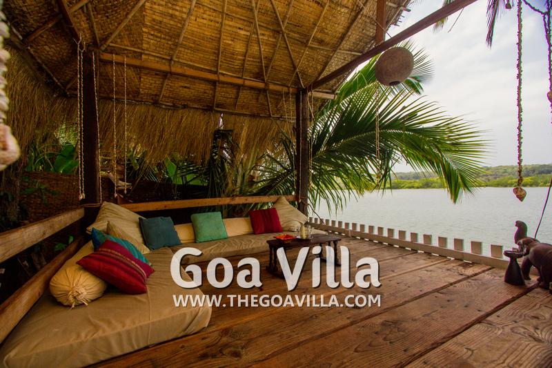 Luxury Villa For Rent In Palolem Villa Rose Cottage 2160