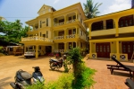2261 — Apartment for rent in Palolem South Goa