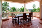 Holiday villa for rent in Betalbatim — Villa Country Park with swimming pool | 2292  Country Park (#2292)  South Goa, Betalbatim - Terrace