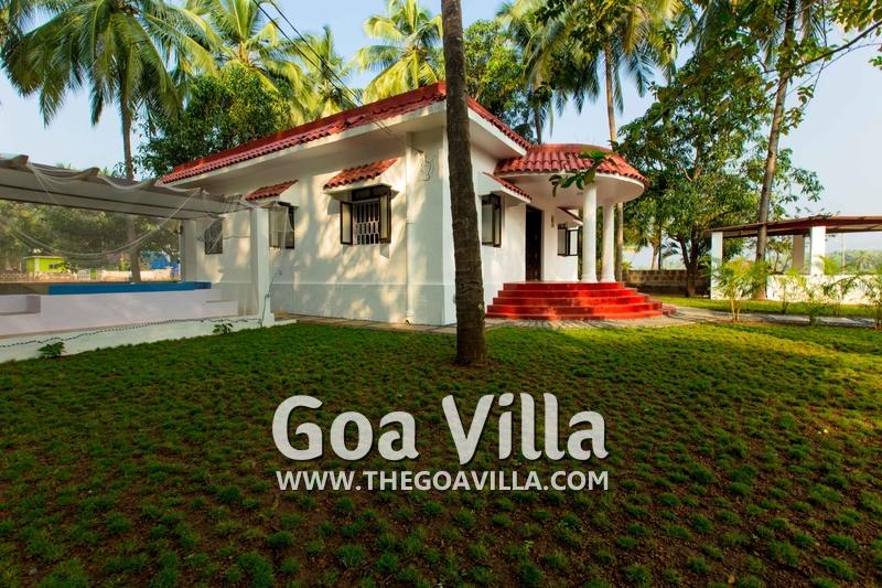 Villa For Rent In Palolem Villa Astoria Garden 2318