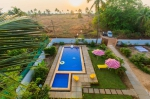 Holiday rooms for rent in Morjim — Guesthouse Boutique House with swimming pool | 2316  Boutique House (#2316)  North Goa, Morjim - Territory, swimming pool