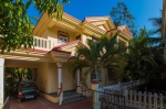 10122 — Holiday villa rentals in Benaulim South Goa
