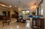 Luxury villa for rent in Cansaulim — Shanti Villa | 2326  Shanti Villa (#2326)  South Goa, Cansaulim - Living room