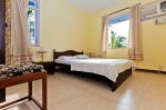 For rent Pearl Apartment with swimming pool in Benaulim South Goa  Pearl Apartment (#2304)  Goa, South, Benaulim - Bedroom 1