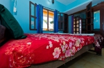 For rent Sea View Villa in Mandrem beach North Goa  Sea View Villa (#1866)  Goa, North, Mandrem - Bedroom 1 (ensuite)