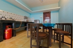 For rent Sea View Villa in Mandrem beach North Goa  Sea View Villa (#1866)  Goa, North, Mandrem - Kitchen, living room