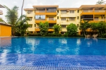 Holiday apartment for rent in Arpora — Wood Haven Apartment with swimming pool | 10006  Wood Haven Apartment (#10006)  North Goa, Arpora - Outside view