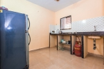 For rent 2 bedroom apartment in Varca beach South Goa  2 bedroom apartment (#10124)  Goa, South, Varca - Kitchen, living room