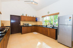 Kitchen, living, dining room - 13