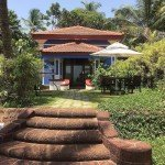 @instagram: All you need is a lil room next to a Goa Beach. #Goa #candolim
