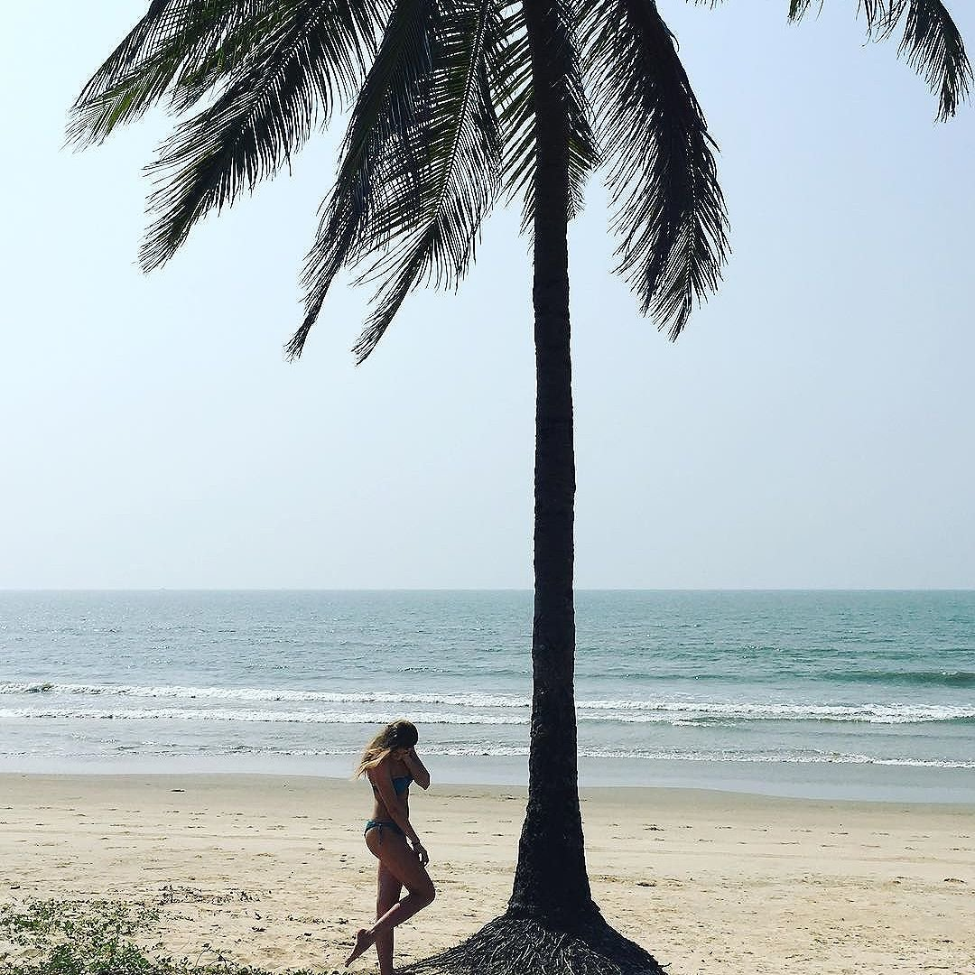 Colva Gallery India Goa Beach
