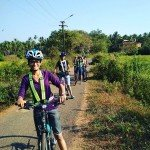 @instagram: Six young doctors cycle through Benaulim!