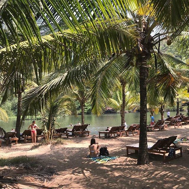 Portuguese style 3 BR villa for groups 70005 Goa India