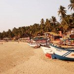 @instagram: Palolem Beach.  #palolem #beach #india #winter #summer #journey