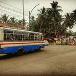 @instagram: Waiting for a Bus at Maria Hall  #bus #goa #india #mariahall #panaji #margoa #daytrip #indian #busride #roadtrip #cavelossim #benaulim