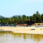 @instagram: The colours of South Goa #cannevergetenough #palolem #takenfromthesea #aboutlastsummer #travels #throwback