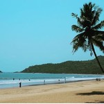 palolem india goa beach