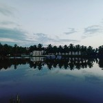 @instagram: Somewhere in Goa.  #goa #resort #arpora #evening