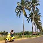 @instagram: ???????????????? #goa #india #summer #holidays #benaulim #benaulimbeach #vespa #vespagoa