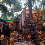 @instagram: Searching for treasures at #AnjunaMarket #Anjuna #Goa #India #Market #FleaMarket #genuinefakes #travel #travelling #travelgram #instatravel #exolore #seetheworld