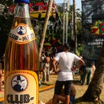 @instagram: Throwback to @goasunsplash last weekend! What a vibe! #love #peace #harmony #clubmate #goa #goasunsplash #mandrem #anjuna #reggae