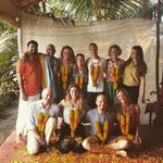 @instagram: #ashtakyogaschool#kate_in_india#dr.gaurav.malik#lovingpeople#bestgroup#goa#mandrem#beautifultime#livingthedream#thankyou  A lot of big  hugs to my yoga buddies and thanks a lot to Kate and Gaurav for this beautiful experience Already missing goa times* ♡