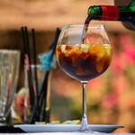 @instagram: Sometimes, all you need is a Sangria! ????