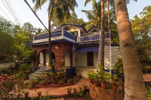 Ravioli — Holiday villa for rent in Anjuna