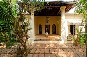 Le Royal Lyon — Luxury villa for rent in Siolim