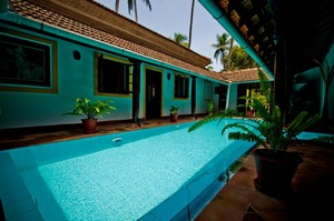 Vanessa Grace — Luxury villa for rent in Siolim