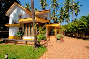 Maia Lagoon — Luxury villa for rent in Morjim