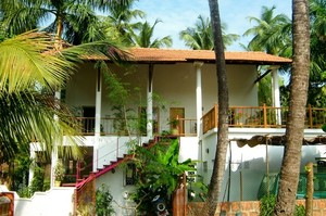 Vera Rosa — Holiday rooms for rent in Anjuna