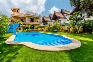 Terra Amata — Holiday villa for rent in Candolim