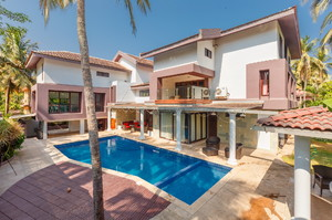 Livia villa — Luxury villa for rent in Colva