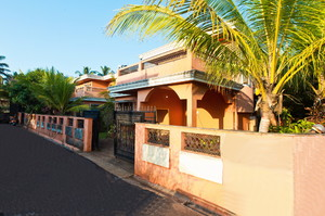 Sunset Holiday Home — Holiday villa for rent in Colva