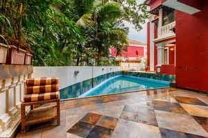 Villa Joy — Luxury villa for rent in Candolim
