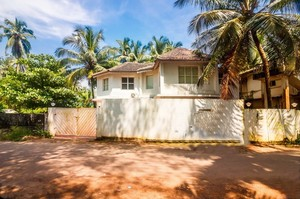 White seagull — Villa for rent in Morjim